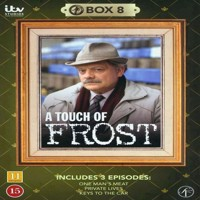 A Touch of Frost  Box 8  DVD