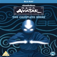 Avatar - The Last Airbender - The Complete Collection - Blu-ray