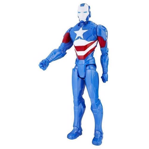 Avengers - Titan Hero - 12-inch - Iron Patriot