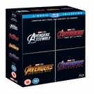 Avengers 4 movie collection Blu-ray