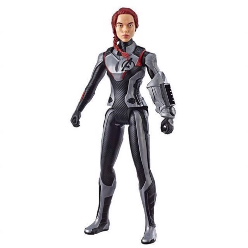 Avengers  Titan Hero Movie Figure  Black Widow
