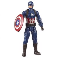 Avengers  Titan Hero Movie Figure  Captain America