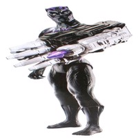 Avengers  Titan Hero Power FX 20 Hero  Black Panther