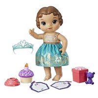 Baby Alive - Cupcake Birthday Baby - Brown Hair