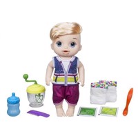 Baby Alive - Sweet Spoonfuls Baby - Boy Blond (E0635)