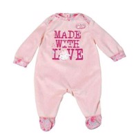 Baby Annabell - Romper Set - Made with Love