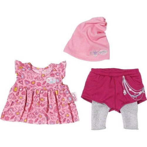 Baby Born - Fashion Collection, Pink and silver
