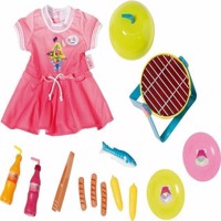 Baby Born - Play and Fun Grill Set (824733)