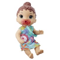 Baby Alive  Sweet Sounds Baby Brown Hair