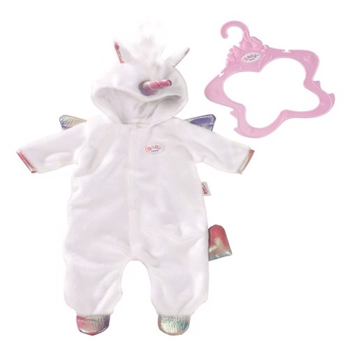 Baby Born  Onesie Unicorn Dolls Clothing