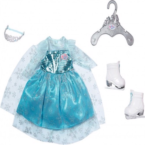 Baby Born princess onice set 43cm
