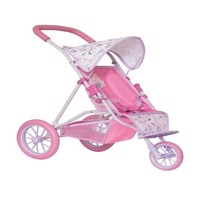 Baby Born  Tri Pushchair (821250)