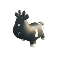 Baby trold bouncing cow black