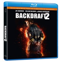 Backdraft 2 fire chaser Blu-Ray