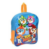 Backpack topwings