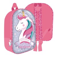 Backpack Unicorn 3D