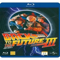 Back to the Future, Part III Blu-ray