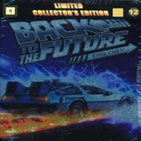 Back to the future trilogy giftset 2018 Blu-ray