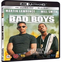 Bad Boys (4K Ultra HD + Blu-ray)