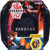 Bakugan storage case black