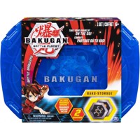 Bakugan storage case blue