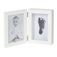 Bambam photo frame with ink