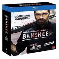 Banshee  Complete Series Blu-ray