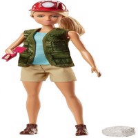 Barbie - Career Dolls - Paleontologist (FJB12)