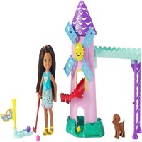 Barbie - Chelsea Mini Golf Game Set