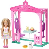 Barbie - Chelsea Playset - Picnic Table