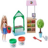 Barbie - Chelsea Vegetable Garden Set