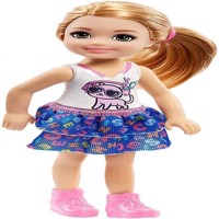 Barbie - Club Chelsea - Cat Top Doll (FRL82)