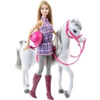 Barbie - Doll and Horse (DHB68)