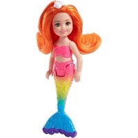 Barbie - Dreamtopia Chelsea Mermaid (FKN05)