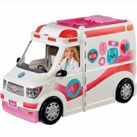 Barbie - Medical Vehicle (FRM19)