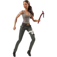 Barbie - Tomb Raider Lara Croft Doll (FJH53)