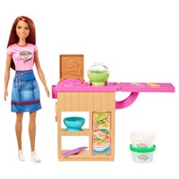 Barbie Bruin Noodles Bar Pop and Playset
