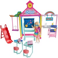 Barbie - Chelsea School Playset  (GHV80)
