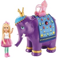 Barbie  Chelsea with Elephant FPL83