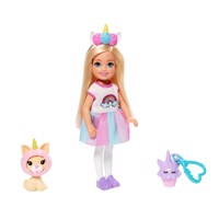 Barbie Club Chelsea Dress-up doll Unicorn