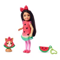 Barbie Club Chelsea Verkochtpop Watermelon