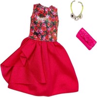 Barbie  Complete Looks Fashion  Floral Dress FLP77