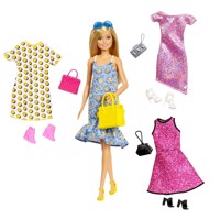 Barbie Doll And Party Fashion Gdj40
