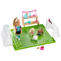 Barbie Dreamhouse Adventures Chelsea Soccer Playset