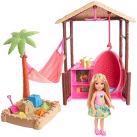 Barbie Dream House Adventures Tiki Hut Fwv24