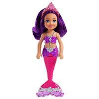 Barbie Dreamtopia Chelsea Mermaid  Purple