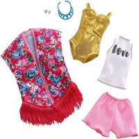 Barbie  Fashion 2 Pack  Beach Chic FXJ62