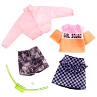 Barbie Fashions Outfits 2-pack Jacket and Checkers