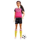 Barbie Football Player