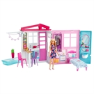 Barbie House with Pop
